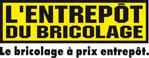 Logo L'Entrepôt du Bricolage